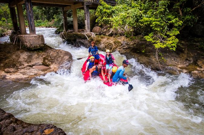 White Water Rafting and ATV Riding