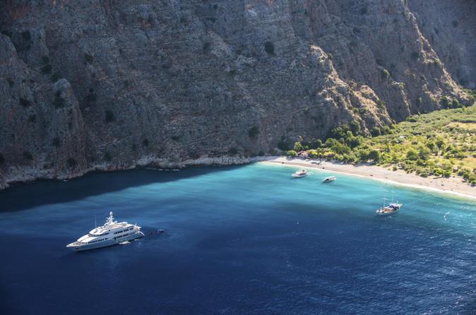 Fethiye boat cruise including lunch in fethiye 166475