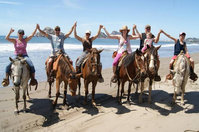 Horse riding on patara beach in kalkan belediyesi 228812