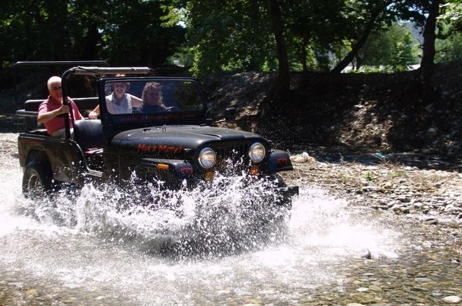 Saklikent Gorge and Patara Beach 4x4 Safari from Fethiye