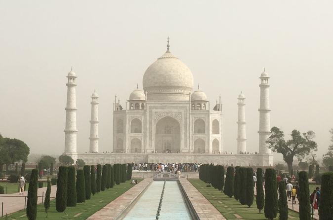 3-Day Golden Triangle Tour : New Delhi , Agra And Jaipur
