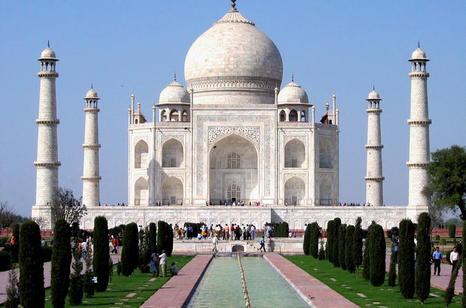 Day Trip To Agra By Car - Delhi
