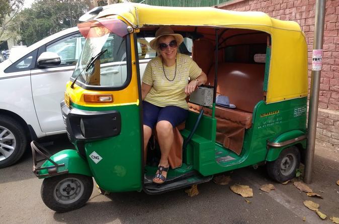 Delhi Museum Tour With Tuk Tuk (Auto Rickshaw)