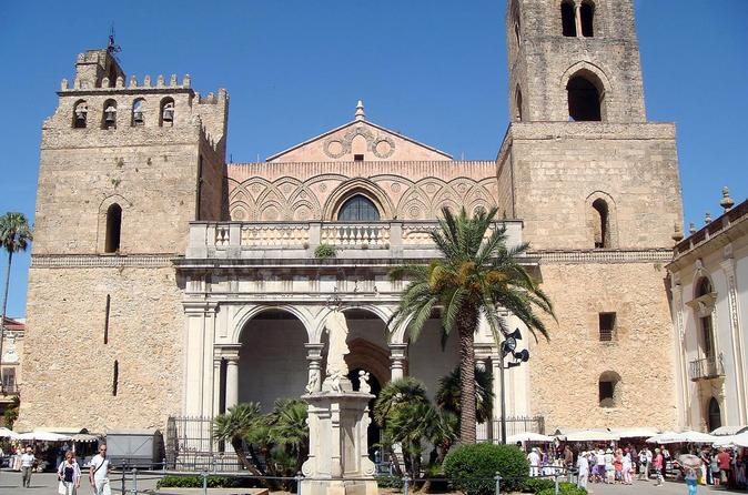 Half-day Tour of Monreale, Palermo Market and Palermo City Center