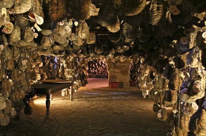 Parmigiano-Reggiano, Culatello di Zibello and Lambrusco Wine Discovery