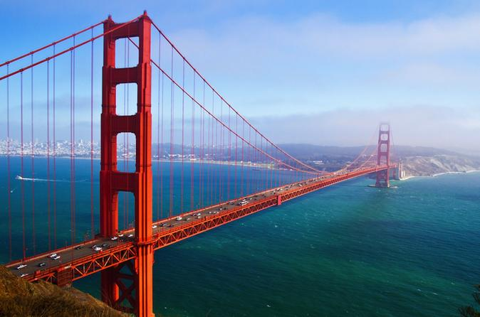 8-Day Tour From Los Angeles to San Francisco