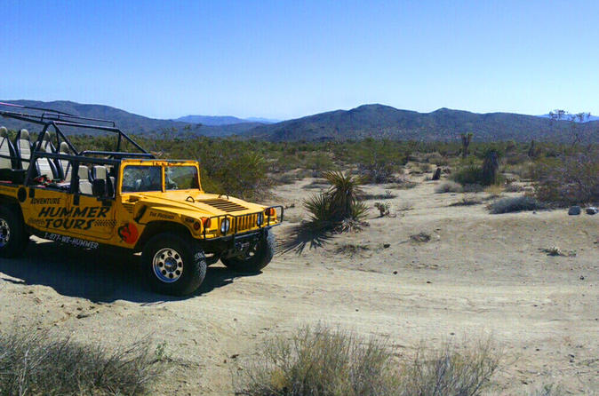 Joshua tree hummer adventure in palm springs 168292