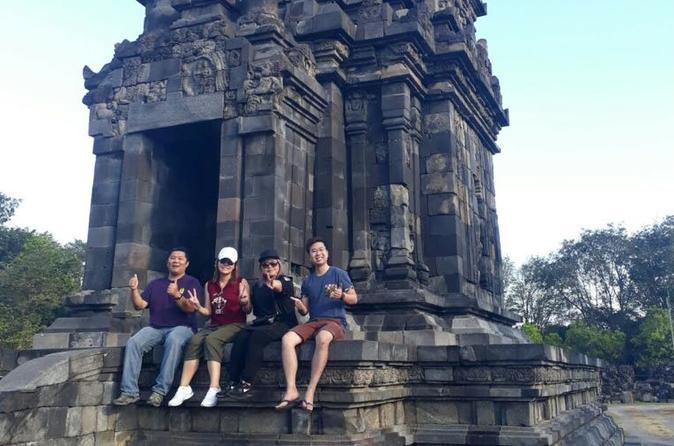 Yogyakarta & Merapi Tour 3D2N