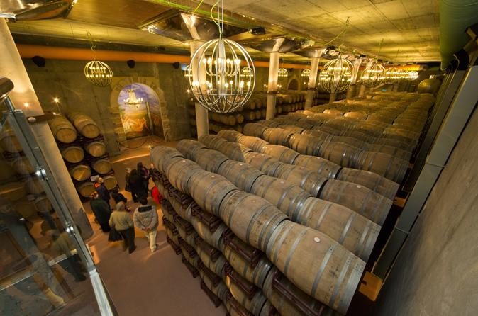 Pagos Del Rey Wine Museum And Collegiate Church Tour