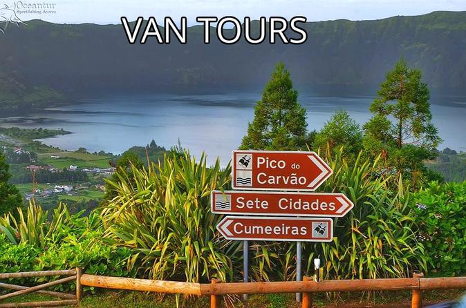 Sete Cidades, São Miguel, Azores, MiniVan Tour HDAfternoon - Ponta Delgada