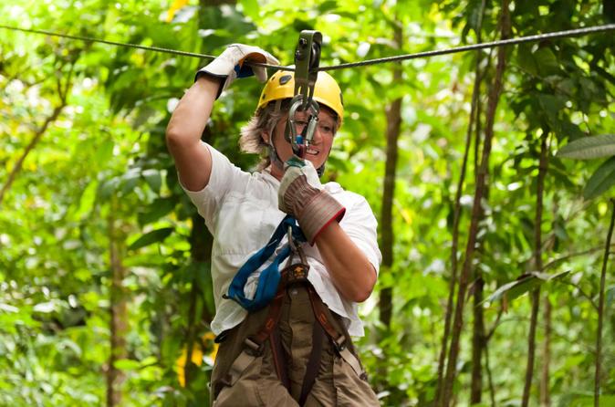 Chiapas canopy zipline tour in tuxtla guti rrez 169219