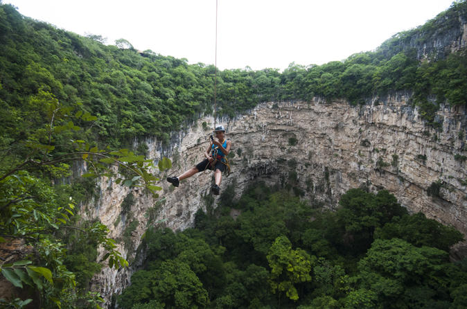 Chiapas rappel adventure at sima de las cotorras in tuxtla guti rrez 167507