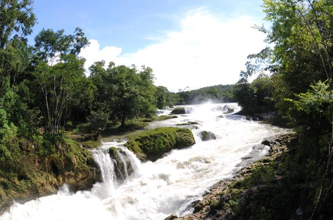 Las nubes waterfalls and comit n day trip in tuxtla guti rrez 170168