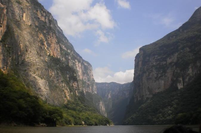 Sumidero Canyon and Chiapa de Corzo Magical Town from San Cristóbal de las Casas