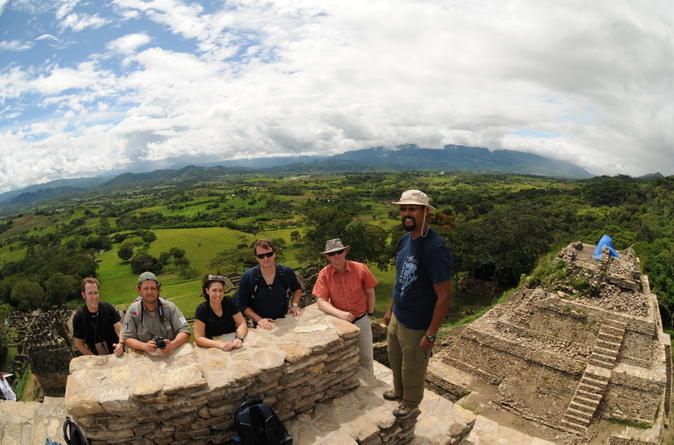 Toniná Mayan Ruins And Ocosingo City Tour - Tuxtla Gutiérrez