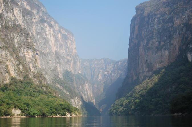 Viewpoints and cruise to sumidero canyon from tuxtla guti rrez in tuxtla guti rrez 304942