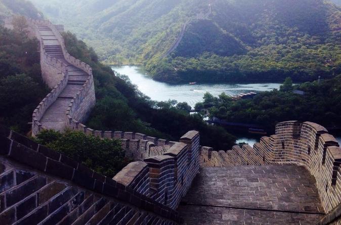 Wild Great Wall Huanghuacheng Half Day Tour