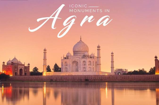 From Delhi: Taj Mahal Sunrise & Sunset 2-Day Tour