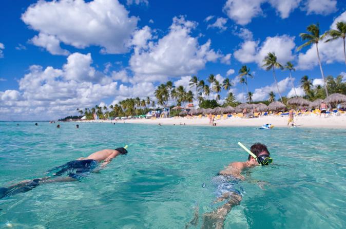 Aruba Afternoon Snorkeling Tour