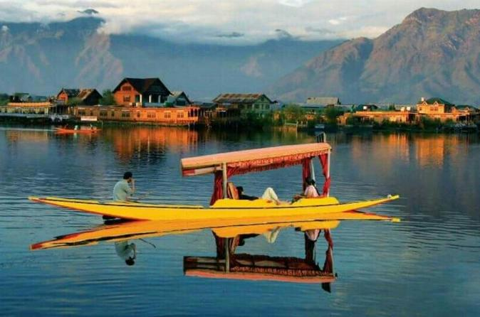 5-Days Excursion Of Srinagar, Gulmarg, Sonmarg & Pahalgam