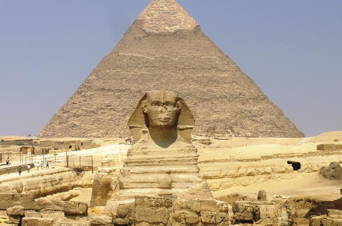 Half Day Giza Pyramid Tour - Cairo