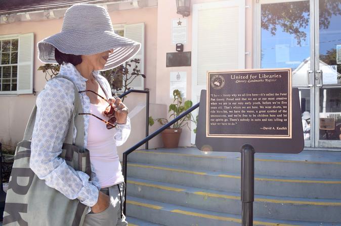 Old Town Literary Walking Tour