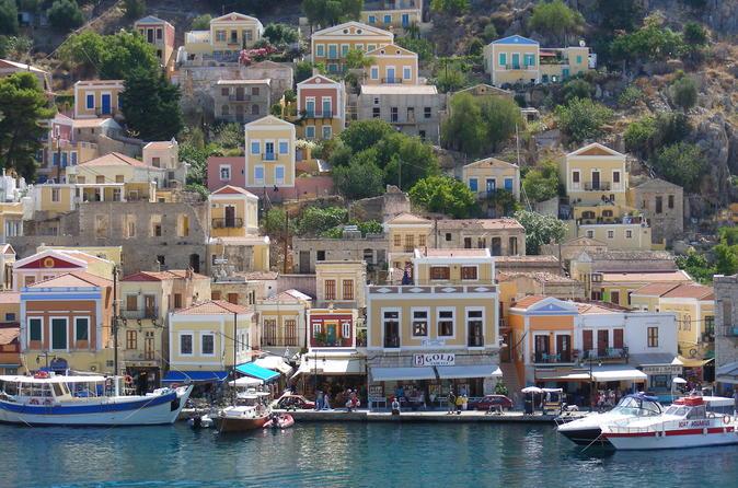Rhodes Cruises, Sailing & Water Tours