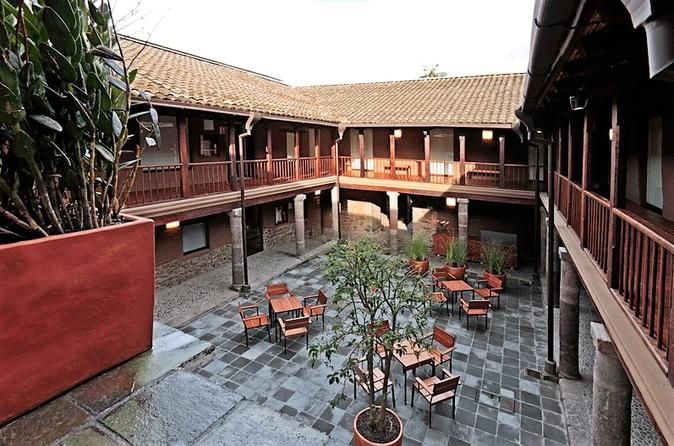 Casa Del Alabado Museum Of Pre-Columbian Art Admission Ticket - Quito