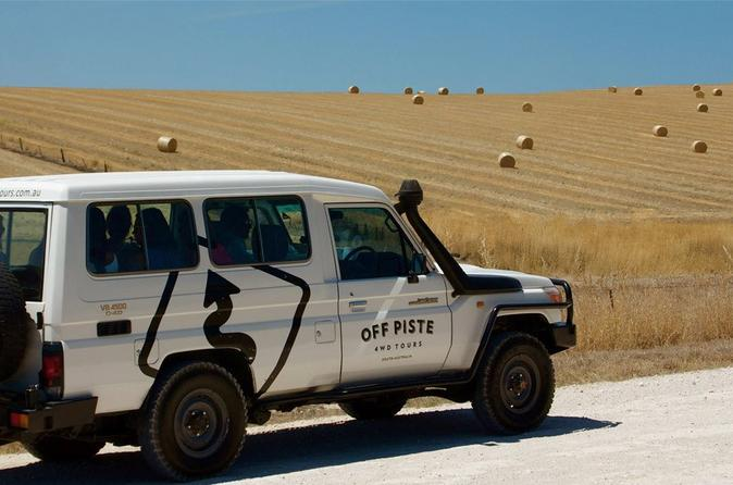 Fleurieu peninsula craft beer and brewery 4wd tour in adelaide 167358