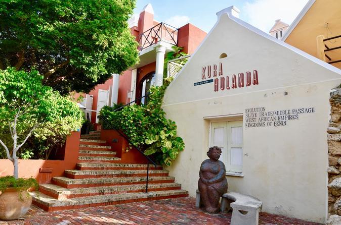 Museum Kurá Hulanda Admission Ticket