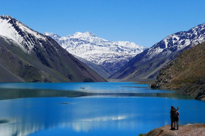 Andean Water Reservoir Day Trip, Embalse del Yeso