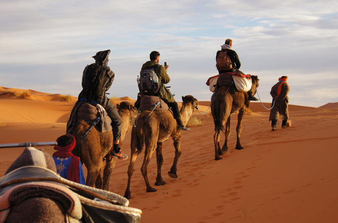 3 Days Safari From Marrakech To Merzouga - Marrakesh