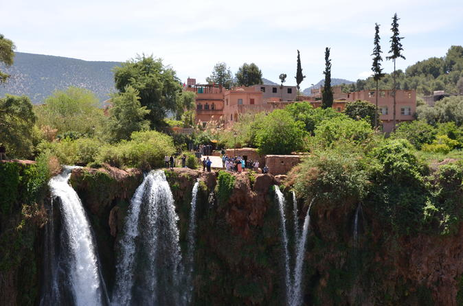 Full Day Trip To Ouzoud From Marrakech - Marrakesh