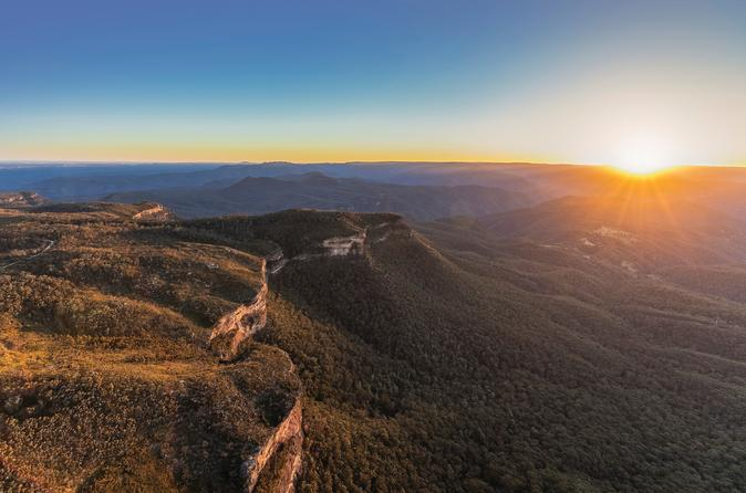 From Sydney Sunset Blue Mountains Wilderness & Wildlife Tour Without the Crowds