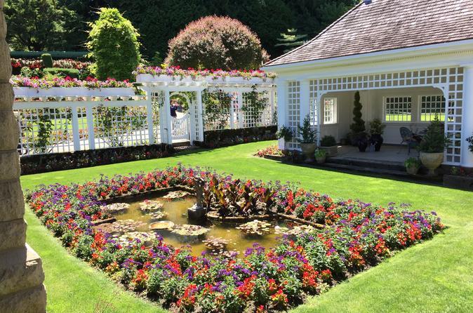 Butchart Gardens, Butterflies & Beyond - Victoria