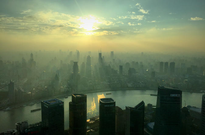 Shanghai All-you-need-to-see 1 Day Tour