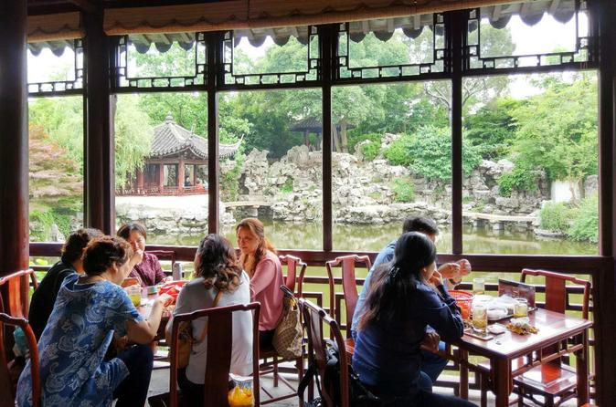 Suzhou All-you-need-to-see 1 Day Tour