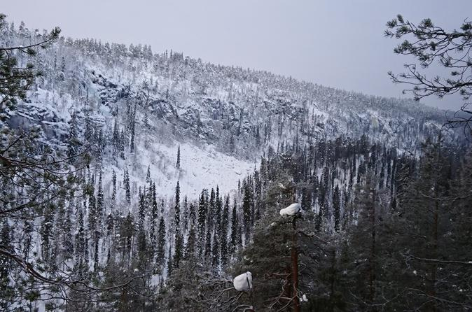 Korouoma Canyon And Auttiköngäs Waterfall Hiking Tour With Picnic - Rovaniemi