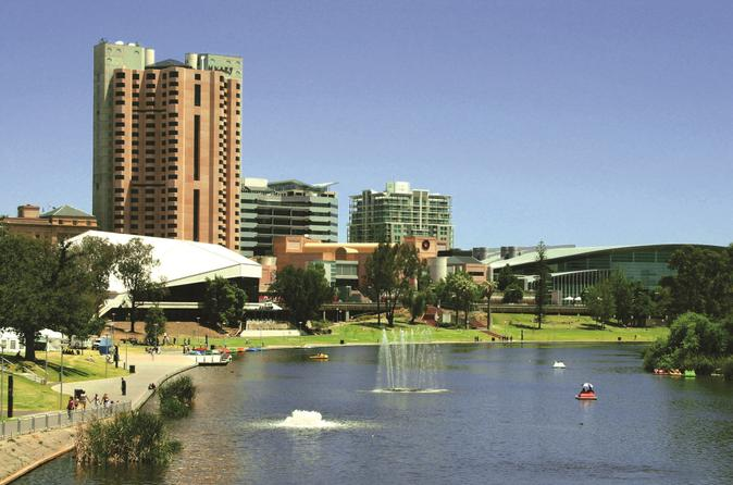 Small group adelaide city sightseeing with handorf tour in adelaide 168751