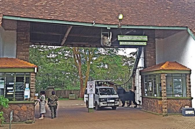 Nairobi National Park Safari Tour