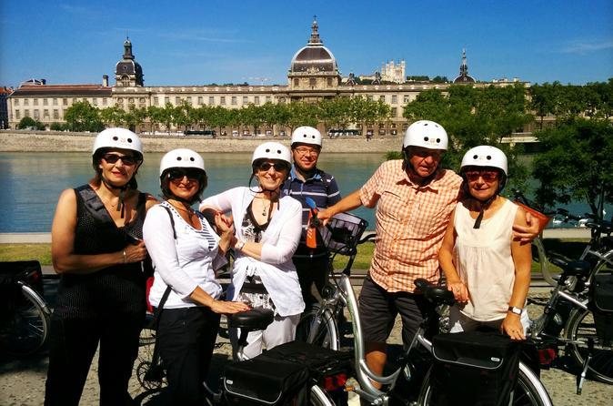 Gourmet electric bike tour of lyon in lyon 179201