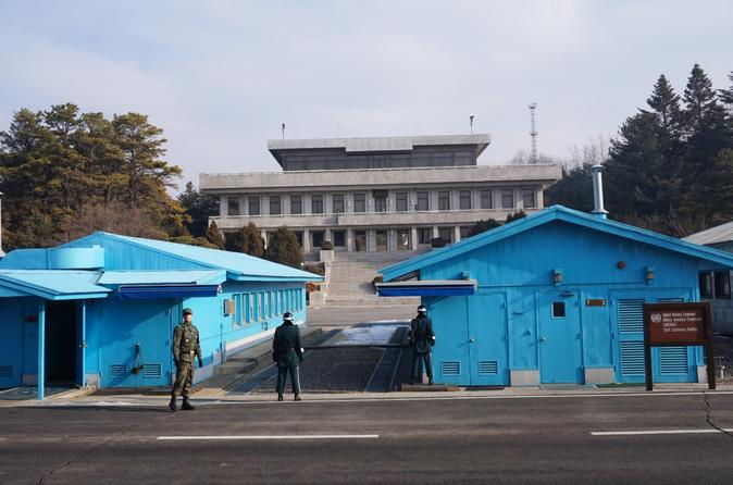Full-Day South Korean DMZ and Joint Security Area from Seoul