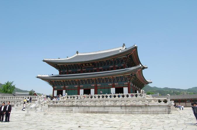 Seoul Palace Morning Tour