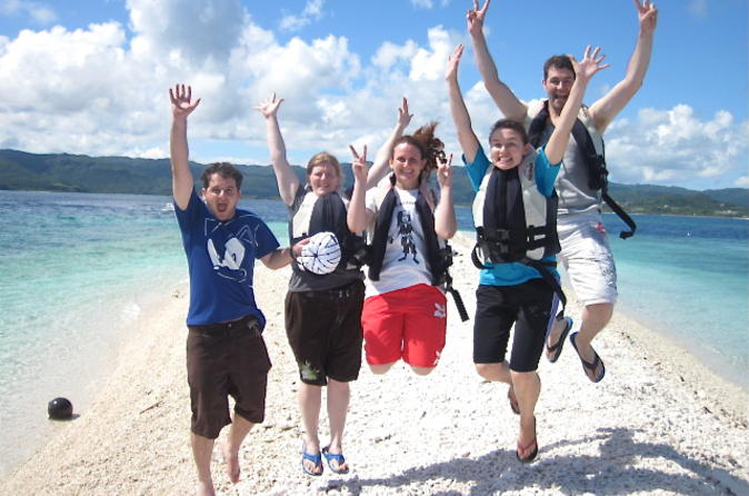 Barasu and hatoma island snorkeling tour including bbq lunch in ishigaki 175120