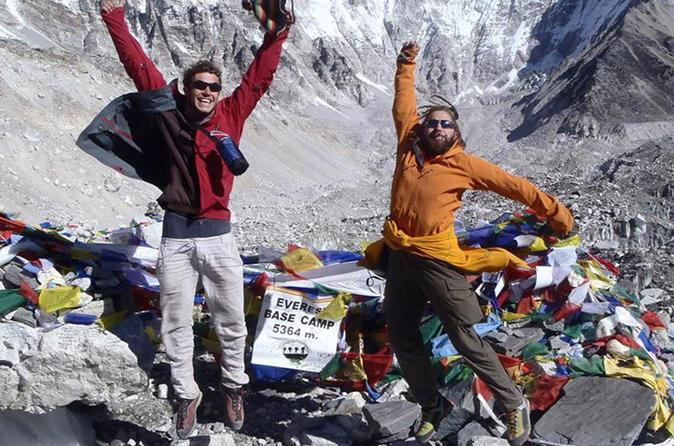 16-Day Everest Base Camp Luxury Trek - Kathmandu