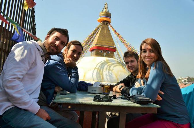 Exploring Kathmandu Sightseeing Day Tour
