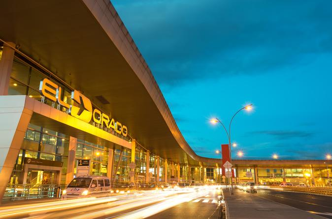 Private Transfer From Hotel In Bogota To El Dorado Airport (For 1 To 4 People)