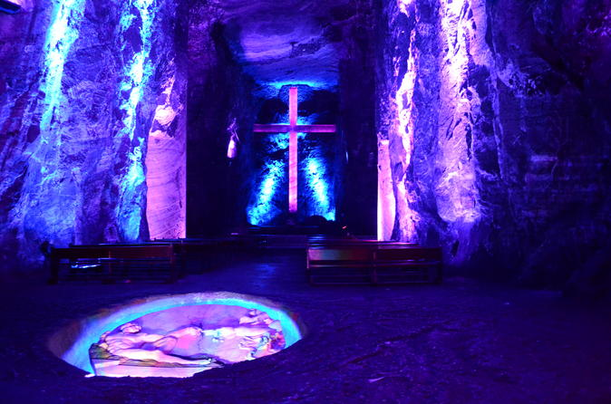 Private Transport From Bogota To Salt Cathedral Of Zipaquira (Round-trip)