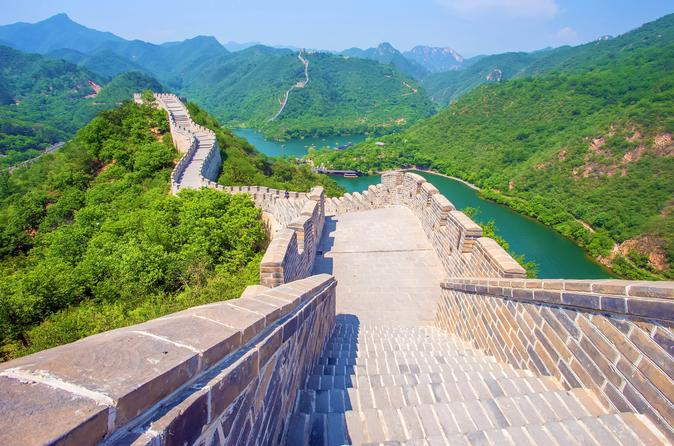 Classical Wild Section Huanghuacheng Great Wall Private Tour All-Inclusive