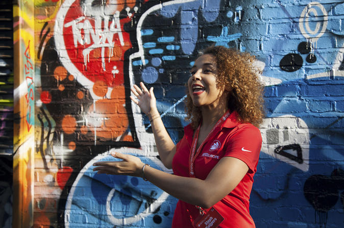 2.5-Hour London East End and Shoreditch Street Art Walking Tour